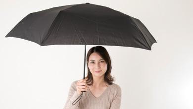 UV折りたたみ傘
